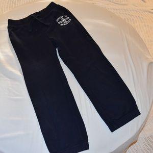 Boys Navy Sweatpants
